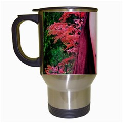 Tree Spirit Travel Mug (white)