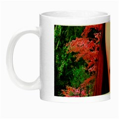 Tree Spirit Glow In The Dark Mug by icarusismartdesigns