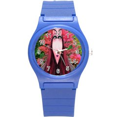 Tree Spirit Plastic Sport Watch (small) by icarusismartdesigns