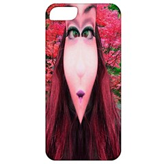 Tree Spirit Apple Iphone 5 Classic Hardshell Case by icarusismartdesigns