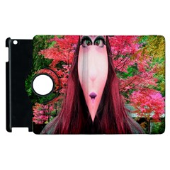 Tree Spirit Apple Ipad 3/4 Flip 360 Case