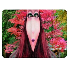 Tree Spirit Samsung Galaxy Tab 7  P1000 Flip Case by icarusismartdesigns