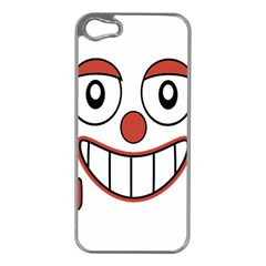 Laughing Out Loud Illustration002 Apple Iphone 5 Case (silver) by dflcprints
