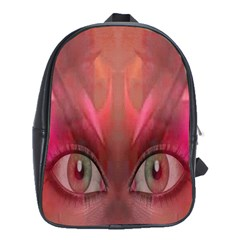 Hypnotized School Bag (large) by icarusismartdesigns