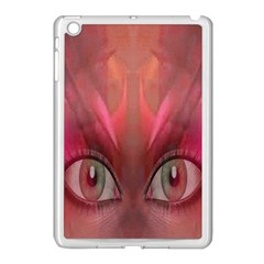 Hypnotized Apple Ipad Mini Case (white) by icarusismartdesigns