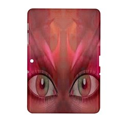 Hypnotized Samsung Galaxy Tab 2 (10 1 ) P5100 Hardshell Case  by icarusismartdesigns