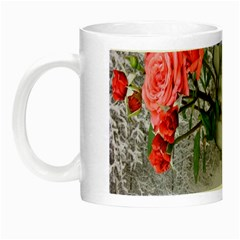 Looking Forward To Spring Glow In The Dark Mug by icarusismartdesigns