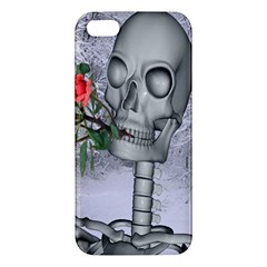 Looking Forward To Spring Apple Iphone 5 Premium Hardshell Case by icarusismartdesigns