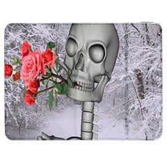 Looking Forward To Spring Samsung Galaxy Tab 7  P1000 Flip Case by icarusismartdesigns