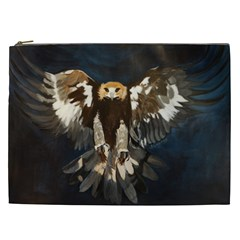 Golden Eagle Cosmetic Bag (xxl)