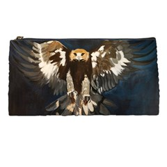 Golden Eagle Pencil Case by JUNEIPER07