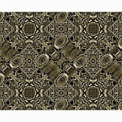 Steam Punk Pattern Print Canvas 8  X 10  (unframed) by dflcprints