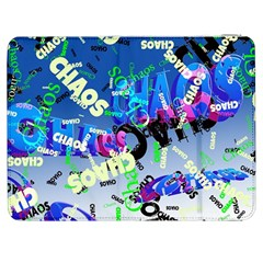 Pure Chaos Samsung Galaxy Tab 7  P1000 Flip Case by StuffOrSomething