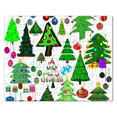 Oh Christmas Tree Jigsaw Puzzle (rectangle) by StuffOrSomething