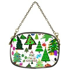 Oh Christmas Tree Chain Purse (one Side) by StuffOrSomething