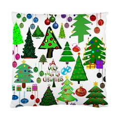 Oh Christmas Tree Cushion Case (two Sided)  by StuffOrSomething