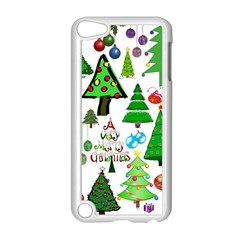 Oh Christmas Tree Apple Ipod Touch 5 Case (white) by StuffOrSomething