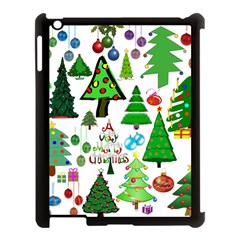 Oh Christmas Tree Apple Ipad 3/4 Case (black) by StuffOrSomething