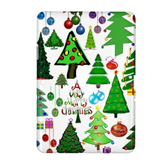Oh Christmas Tree Samsung Galaxy Tab 2 (10 1 ) P5100 Hardshell Case  by StuffOrSomething