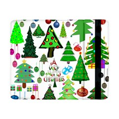 Oh Christmas Tree Samsung Galaxy Tab Pro 8 4  Flip Case by StuffOrSomething