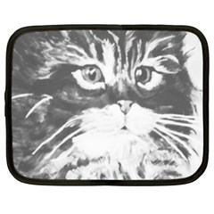 Kitten Netbook Sleeve (xl)