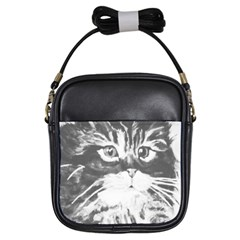 Kitten Girl s Sling Bag