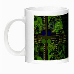 Binary Communication Glow In The Dark Mug