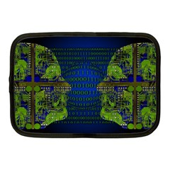 Binary Communication Netbook Sleeve (medium)
