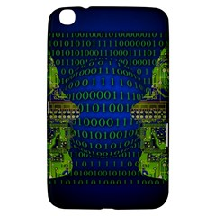 Binary Communication Samsung Galaxy Tab 3 (8 ) T3100 Hardshell Case
