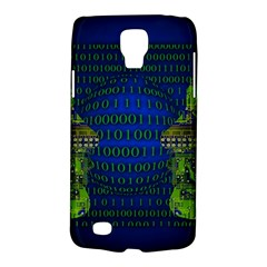 Binary Communication Samsung Galaxy S4 Active (i9295) Hardshell Case
