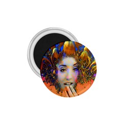 Organic Medusa 1 75  Button Magnet by icarusismartdesigns