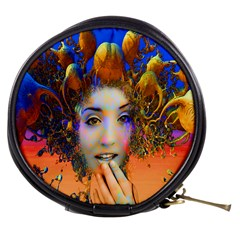 Organic Medusa Mini Makeup Case by icarusismartdesigns