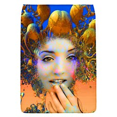 Organic Medusa Removable Flap Cover (small) by icarusismartdesigns
