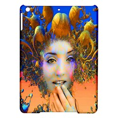 Organic Medusa Apple Ipad Air Hardshell Case by icarusismartdesigns