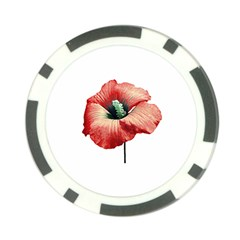 Your Flower Perfume Poker Chip (10 Pack) by dflcprints