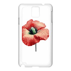 Your Flower Perfume Samsung Galaxy Note 3 N9005 Case (white) by dflcprints