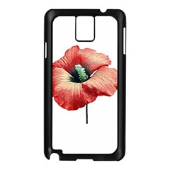 Your Flower Perfume Samsung Galaxy Note 3 N9005 Case (black) by dflcprints