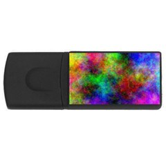 Plasma 21 4gb Usb Flash Drive (rectangle)