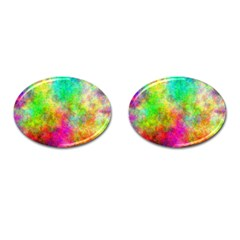 Plasma 24 Cufflinks (oval)