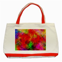 Plasma 30 Classic Tote Bag (red) by BestCustomGiftsForYou
