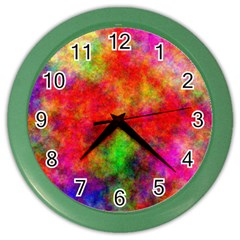 Plasma 30 Wall Clock (color) by BestCustomGiftsForYou