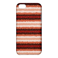 Horizontal Native American Curly Stripes   1 Apple Iphone 5c Hardshell Case by BestCustomGiftsForYou
