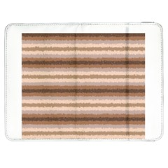Horizontal Native American Curly Stripes   3 Samsung Galaxy Tab 7  P1000 Flip Case