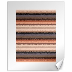 Horizontal Native American Curly Stripes   4 Canvas 16  X 20  (unframed) by BestCustomGiftsForYou