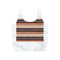 Horizontal Native American Curly Stripes   4 Reusable Bag (s) by BestCustomGiftsForYou