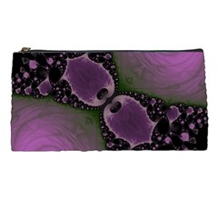 Lavender Lillies Pencil Case by OCDesignss