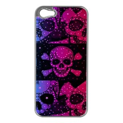 Skull&bones Pop Apple Iphone 5 Case (silver) by OCDesignss