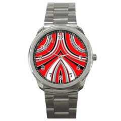 Fantasy Sport Metal Watch by Siebenhuehner
