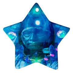 Magician  Star Ornament (two Sides) by icarusismartdesigns