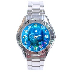 Magician  Stainless Steel Watch by icarusismartdesigns